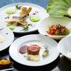 One's BREWERY Dining Kitahama - 料理写真:旬の食材を使った創作コース料理