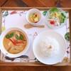 イム・アロイ - 料理写真:マッサマンカレーランチ
