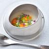 ラヴァンドール - 料理写真:お米とセップ茸のムース