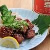 ときすし - 料理写真:マグロのサイコロステーキ