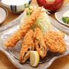 彦家 - 料理写真:彦-秋鮭ミックス