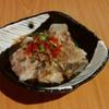 辛麺 華火 - 料理写真:豚軟骨。軟骨なのに、口の中に入れたとたんとろけるような柔らかさ。サイドメニューにどうぞ!