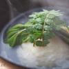御料理ふじ居 - 料理写真:白海老しんじょう椀
