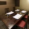 お料理 七草 - 内観写真:完全個室の木のぬくもりを感じて頂けるお部屋になります