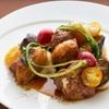 マルゴ ルナソラ - 料理写真:越前もち豚のやわらか洋風角煮