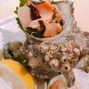 ちょっぺん - 料理写真:サザエの壺焼き