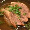 日本酒とお刺身 秋丸 - 料理写真:やわらか牛タンソテー スープ仕立て