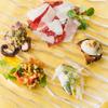 リストランテ・オステリア - 料理写真:ディナーではワゴンサービスの前菜盛り合わせも人気です