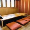 おらんち食堂 - 内観写真:1部屋10名様の個室が2部屋。衝立を外すと20名様の宴会場に。