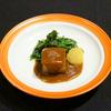 メゾン・ド・ユーロン - 料理写真:栗とハーブ豚の煮込み
