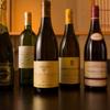 ぎんざ 一二岐 - ドリンク写真:フランス、日本、アメリカのワインをラインナップ