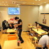 広島県府中市アンテナショップNEKI - 内観写真:グループ席(奥座席)