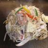 福太郎 - 料理写真:4位 野菜たっぷり塩焼そば