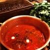 しゃぶ笑 - 料理写真:薬膳麻辣スープ