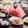 珍味源 - 料理写真:特選火鍋セット