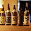 かつ源 - ドリンク写真:焼酎・日本酒