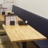 茅場町 朋 - 内観写真:テーブル席