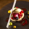 レストラン・ブリーズ・ヴェール - 料理写真:成人の日の艶やかなデザート