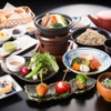千寿惠 - 料理写真:旬菜コース11月