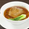 中国料理 新北京 - 料理写真:フカヒレの姿煮入りおそば