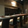 九州直送 熟成鮨 わだのや - 内観写真:カウンター席