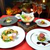 神楽坂 和らく - 料理写真:クリスマスは和モダンの特別コースを。