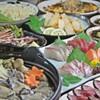 広島 酒呑童子 - 料理写真:あったか鍋コース飲み放題付¥5,000!!