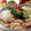 黒姫鶏舎 - 料理写真:鶏白湯のもつ鍋