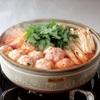 一番どり - 料理写真:カラシビつくね鍋