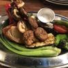 森のブッチャーズ - 料理写真:旬野菜のグリル 厳選した野菜を炭火で!