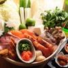 ときすし - 料理写真:前日予約 海鮮鍋コース 2500 鍋 お通し