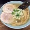 中華麺 ごとう - 料理写真:帆立だし ゆず塩らーめん