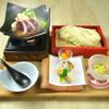 神楽坂 久露葉亭 - 料理写真:旨みののった鴨の出汁鍋でうどんも味わう