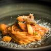 THE SODOH HIGASHIYAMA KYOTO - 料理写真:京野菜と丹波しめじのトマトソース スパゲッティーニ