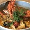 プラチナフィッシュ バル - 料理写真:伊勢海老丸ごとブイヤベース