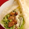 3Bタコス - 料理写真:[ファイヤーチキンロール] 1度食べたら、やみつきになる辛さ!