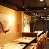 Sushi TOCHINO-KI - 内観写真:2Fは貸切予約可能(16名以上)