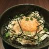 辛麺 華火 - 料理写真:卵ご飯