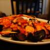 オステリア アルコバレーノ - 料理写真:魚介たっぷりペスカトーレ