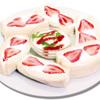 フォーシーズンズカフェ - 料理写真:【12~3月限定】苺のサンドイッチ