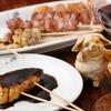 ヴァンピックル - 料理写真:フォアグラの炭火焼串など