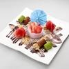 風来坊 - 料理写真:デザート盛り合わせ