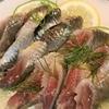 taverna TAKEDA - 料理写真:シチリアの定番『瀬戸内産真いわしのレモンマリネ』