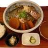 平塚漁港の食堂 - 料理写真:あら煮定食