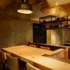 eat azabujuban - 内観写真:1階鉄板フロア4名テーブル席
