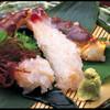 かに亭 - 料理写真:タラバ刺し氷洗い 時価