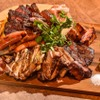 NICK HOUSE - 料理写真:NICK MOUNTAIN (肉盛り)