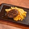 NICK HOUSE - 料理写真:炭焼きげんこつハンバーグ