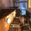 NICK HOUSE - 内観写真:臨場感あるカウンター席8席