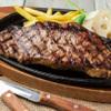 オレンジバルコニー - 料理写真:US産サーロインステーキ